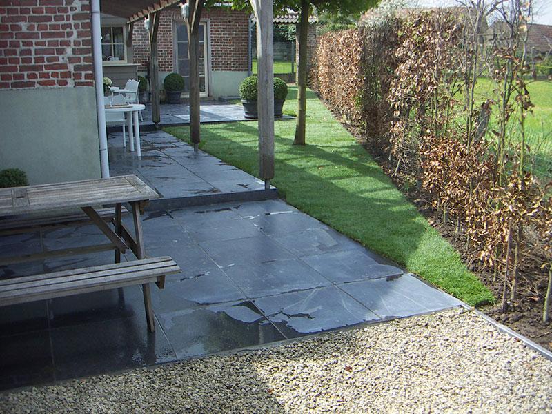 Green Garden - Opritten & terrassen 11