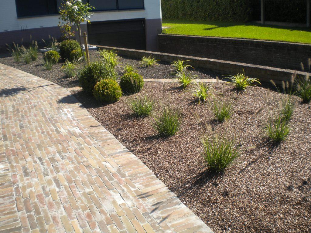 Green Garden - Opritten & terrassen 5