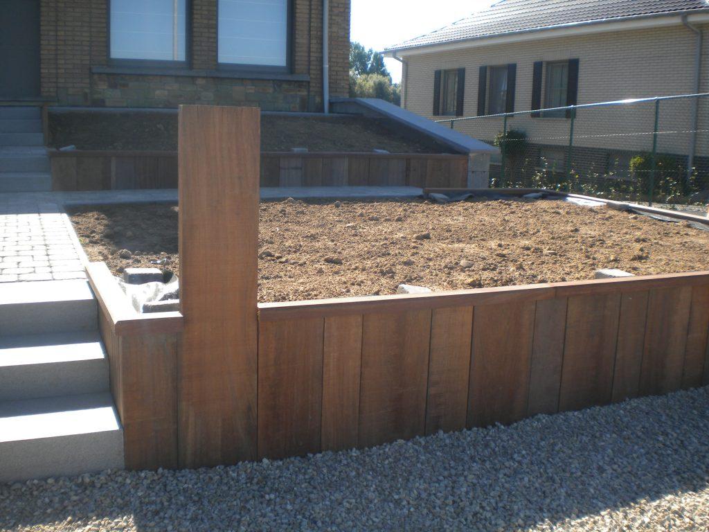 Green Garden - Opritten & terrassen 4