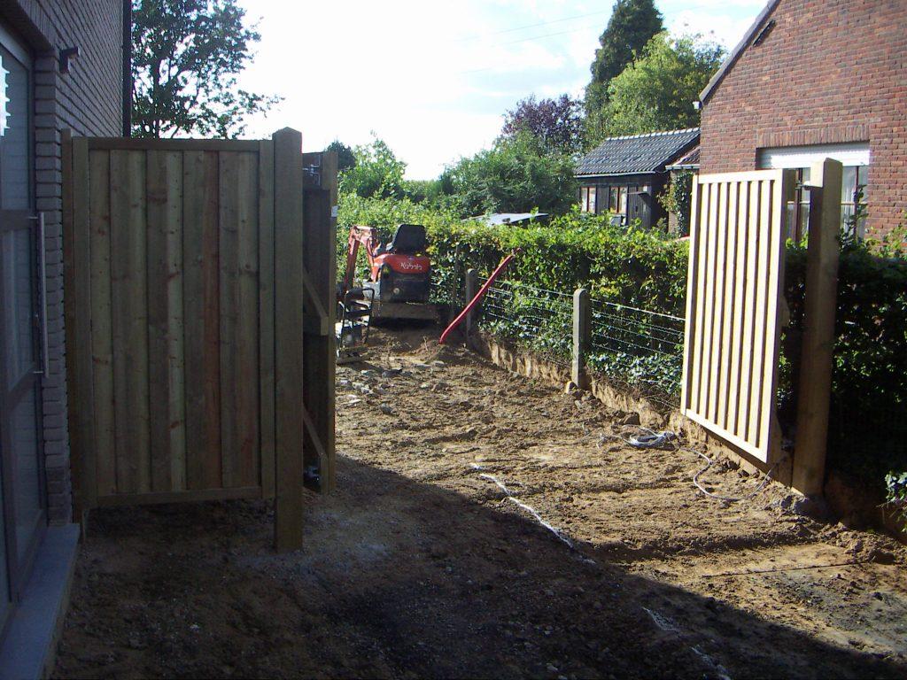 Green Garden - Afsluitingen en tuinpoorten 16