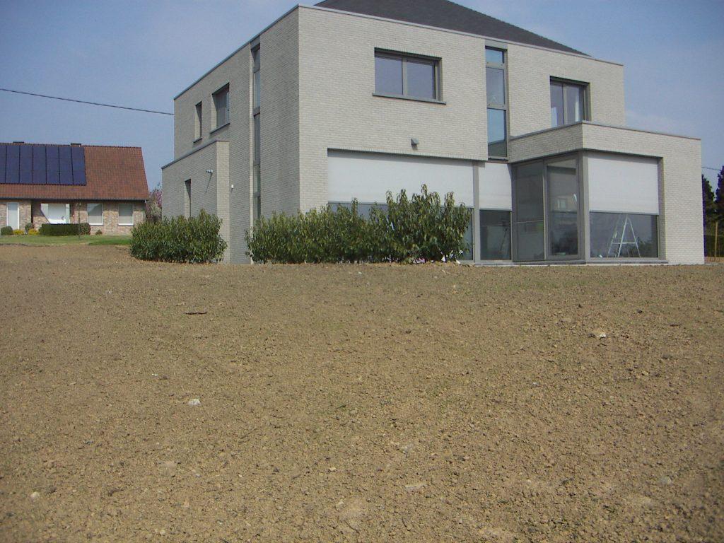Green Garden - Aanleg gazon + beplanting 6