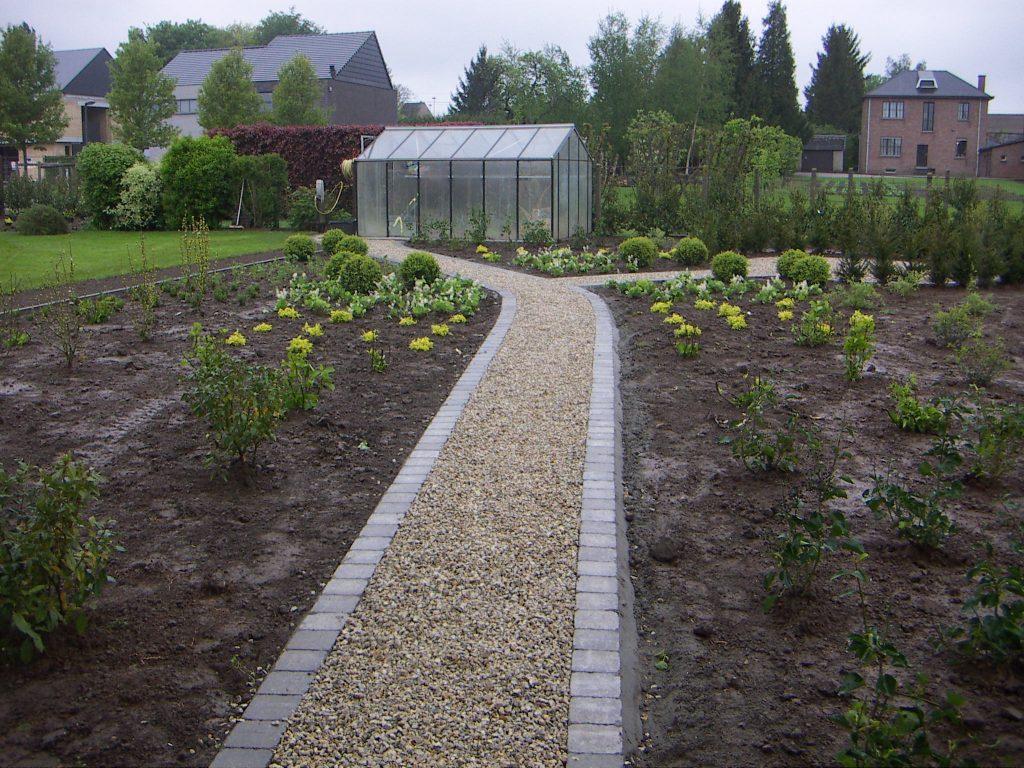 Green Garden - Aanleg gazon + beplanting 5