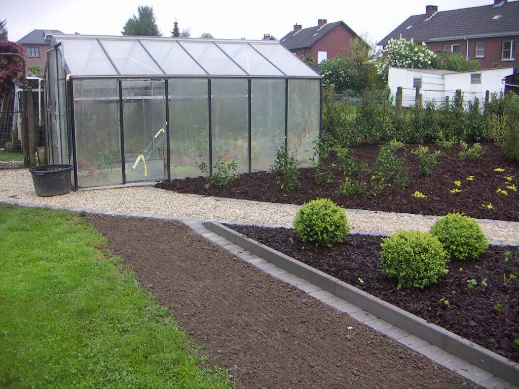 Green Garden - Aanleg gazon + beplanting 2
