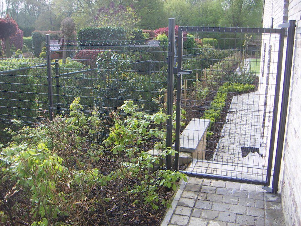 Green Garden - Afsluitingen en tuinpoorten 1
